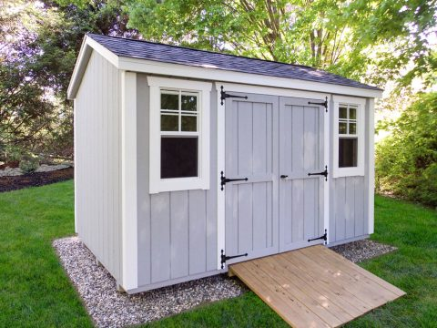 outdoor sheds from hometown structures