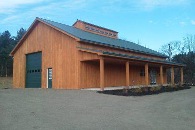 modular one car garage