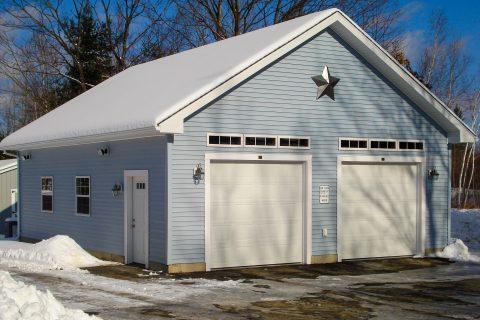 2 car garage for sale