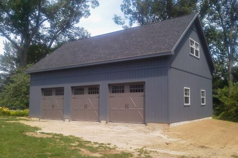 3 car garage designs