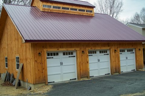3 car garages for sale