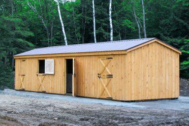 portable horse barns