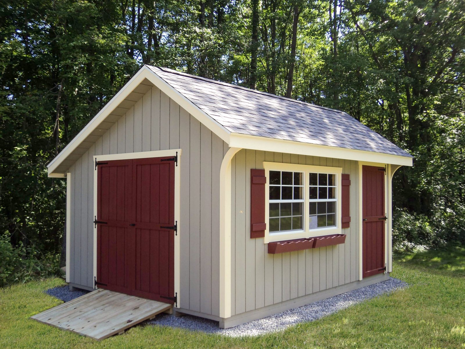 shed companies in new england