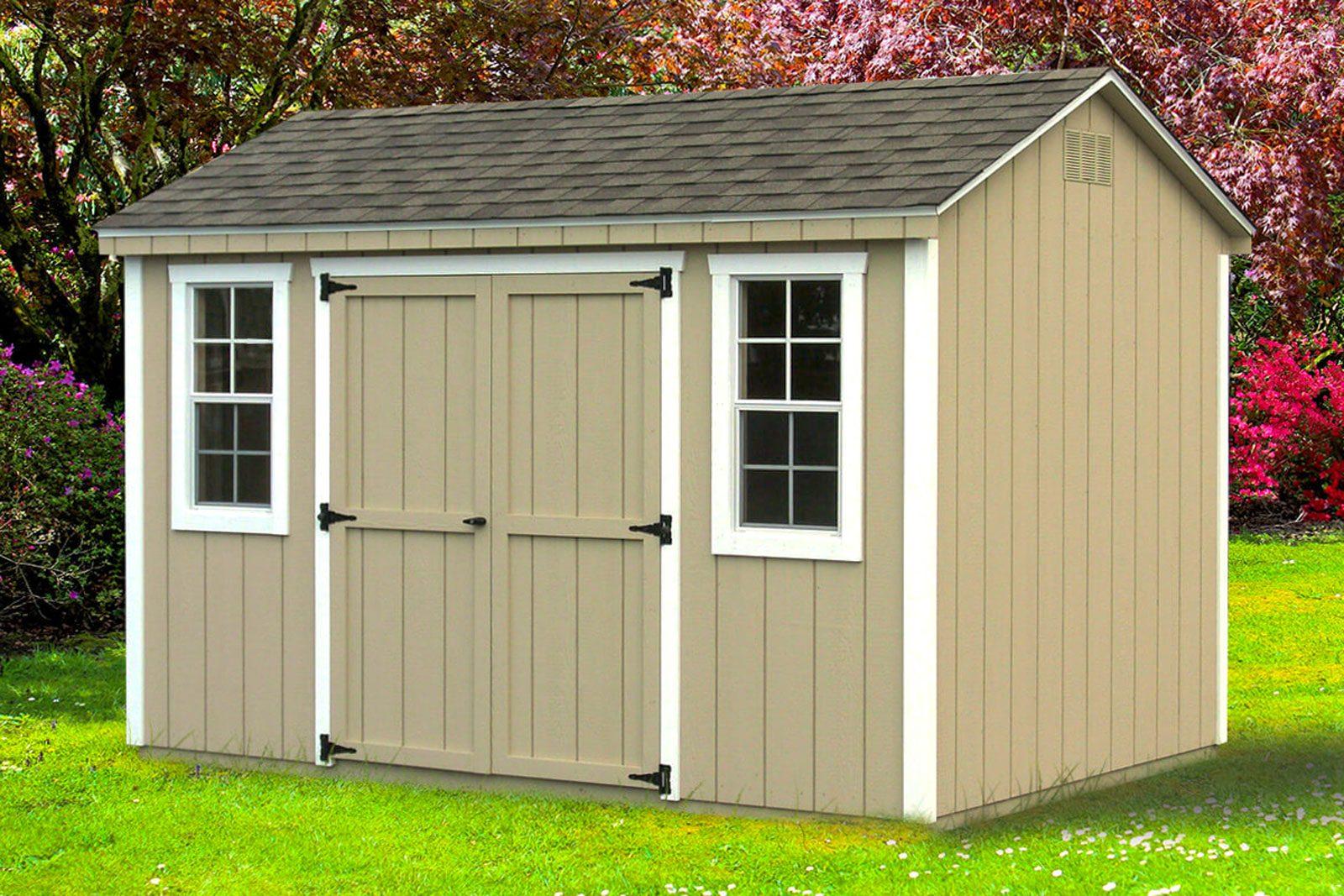 affordable sheds