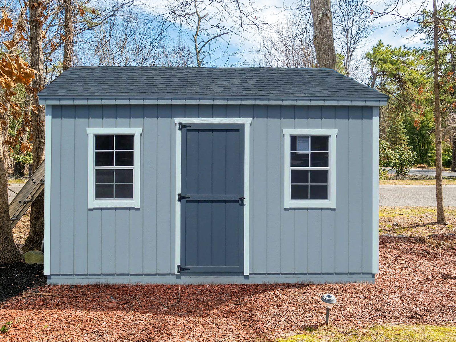 affordable backyard sheds